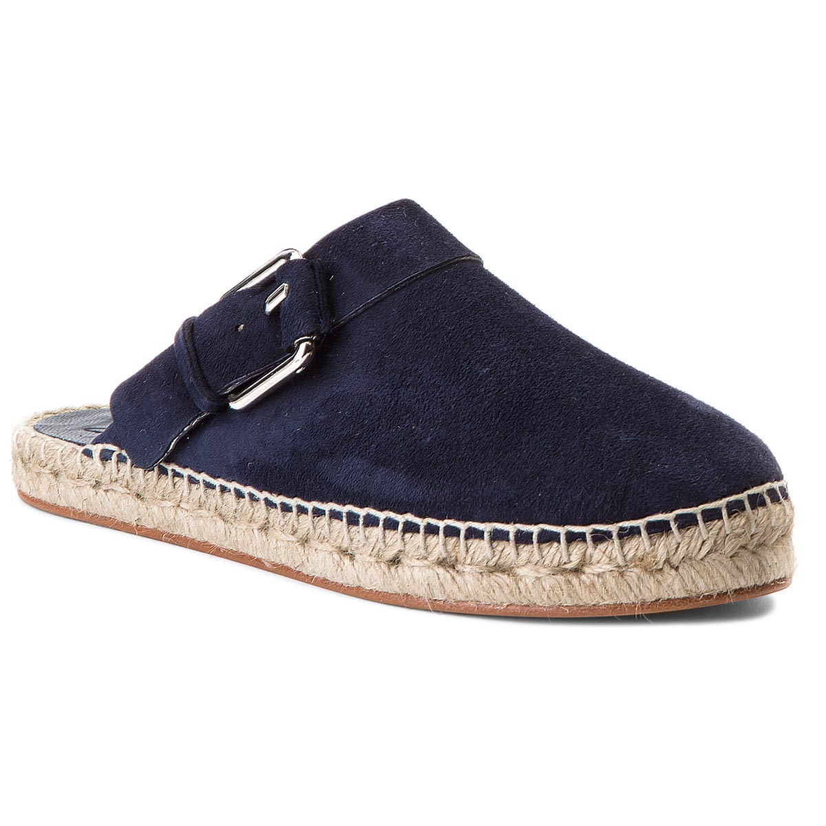 Espadryle WEEKEND MAXMARA - Pagine 55210584600  Navy 003