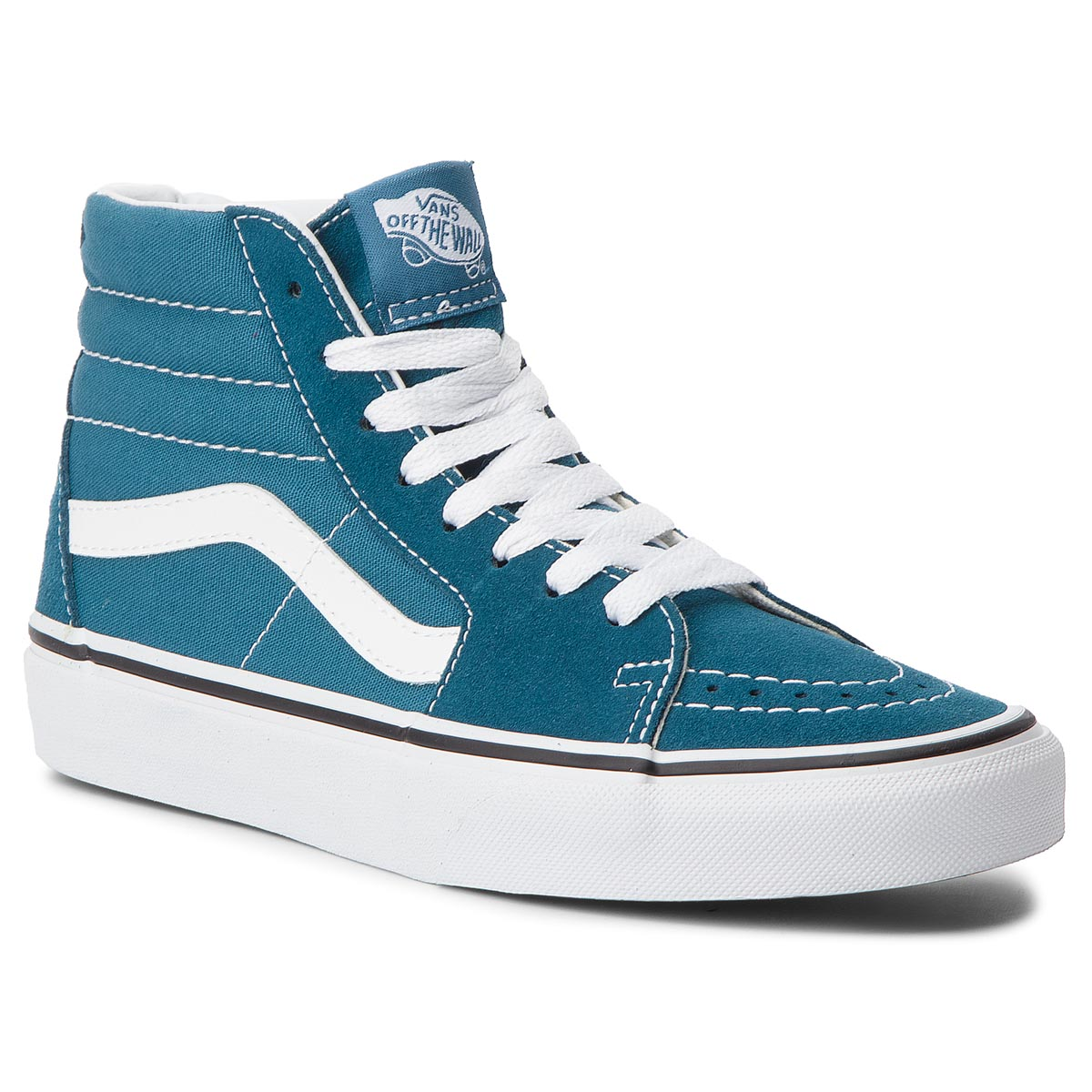 Sneakersy VANS - Sk8-Hi VN0A38GEU60  Corsair/True White