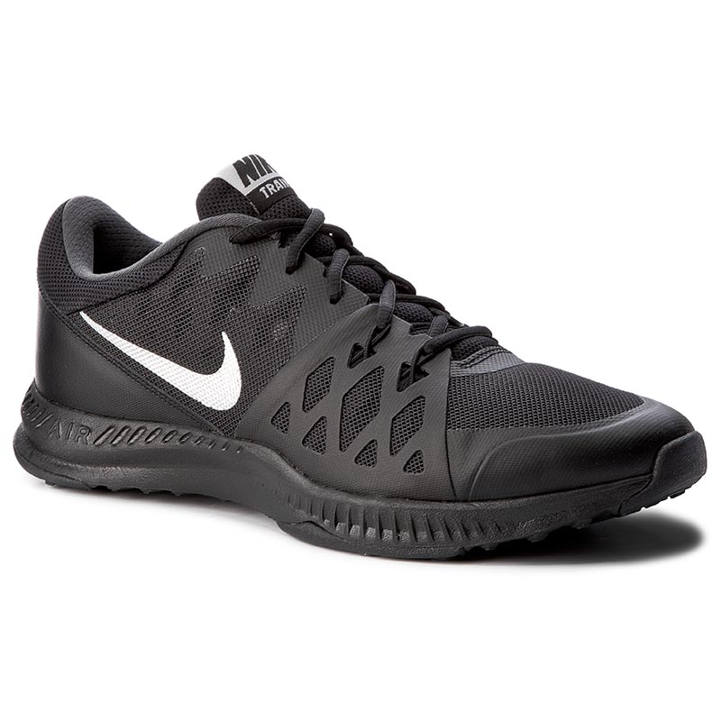 Buty NIKE - Air Epic Speed Tr II 852456 002 Black/Reflect Silver