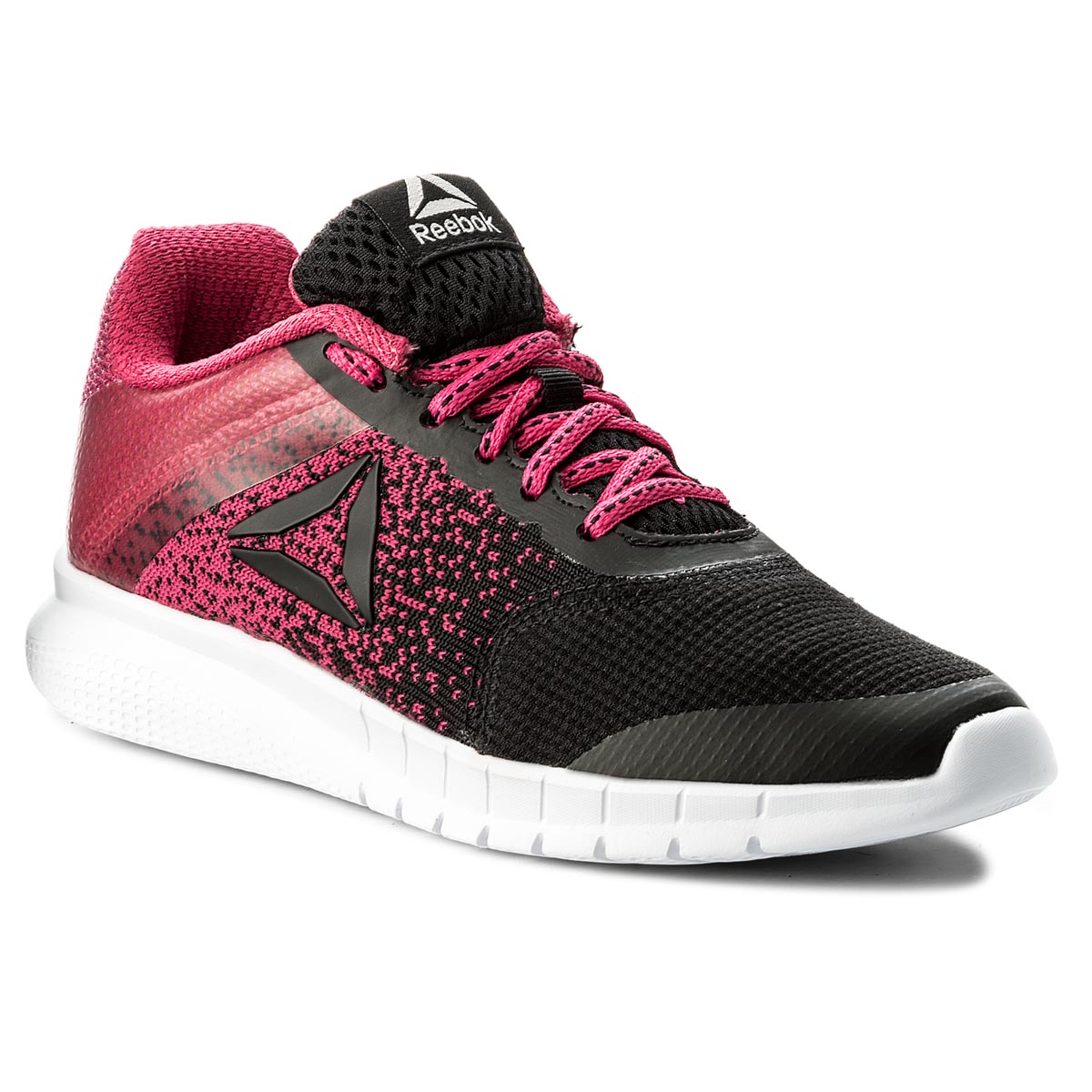 Buty Reebok - Instalite Run CN0848 Black/Overtly Pink/Wht