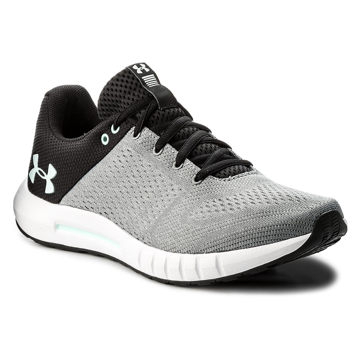Buty UNDER ARMOUR - Ua Micro G Pursuit 3000101-106 Gry