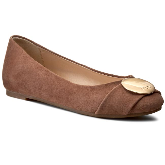Baleriny JOOP! - Anthea 4140002414 Brown 700