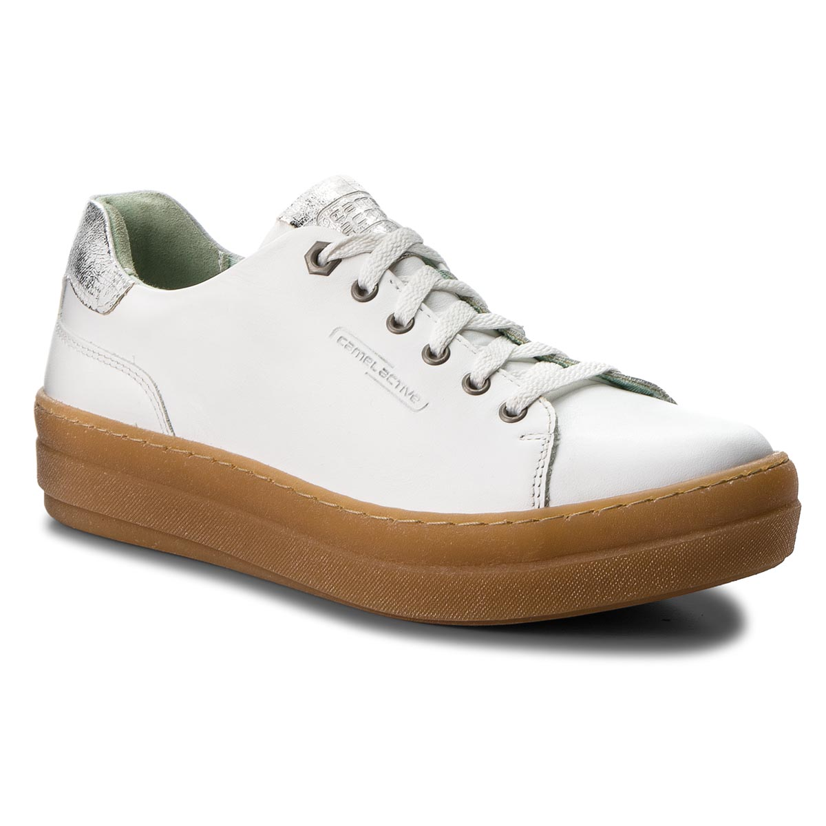 Sneakersy CAMEL ACTIVE - Top 849.78.03 White