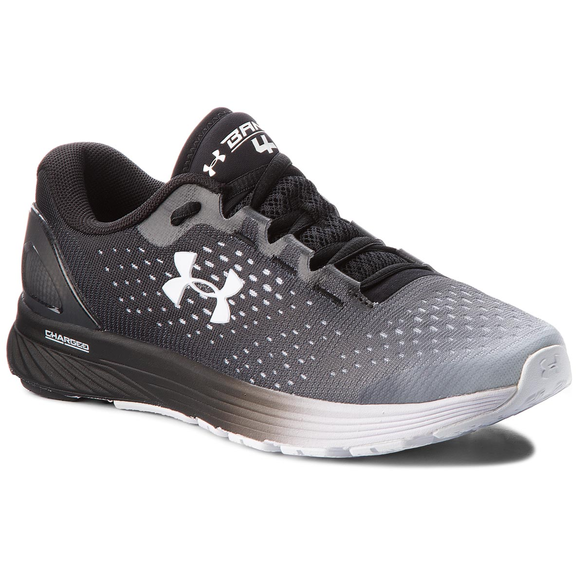 Buty UNDER ARMOUR - Ua W Charged Bandit 4 3020357-001 Blk
