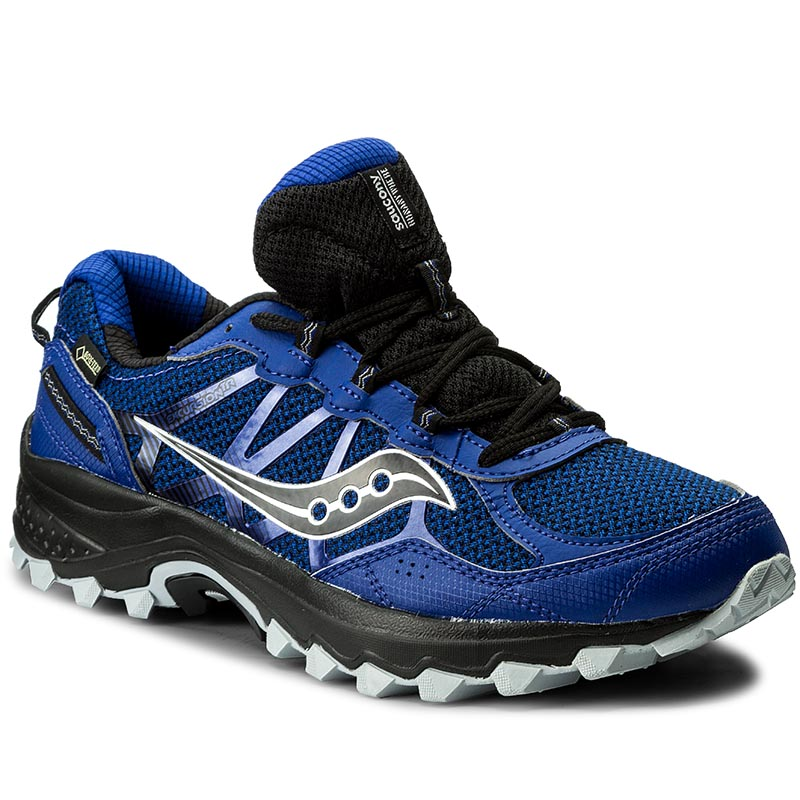 Buty SAUCONY - GORE-TEX Excursion TR11 Gtx S20394-1 Blu/Gry