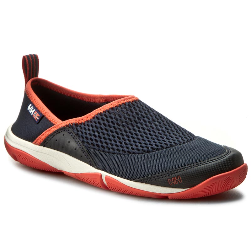Buty HELLY HANSEN - W Watermoc 2 111-22.597 Navy/Sorbet/Night Blue/Off White