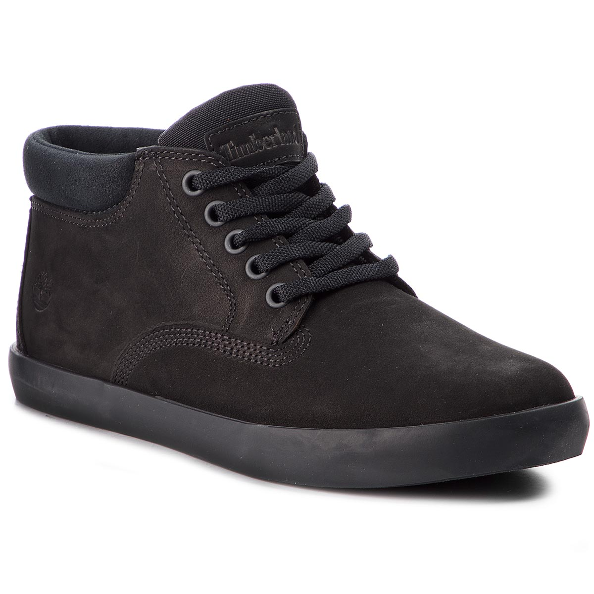Botki TIMBERLAND - Dausette Low Chukka A1R35/TB0A1R350011 Black