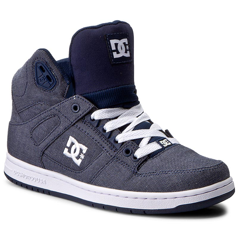 Sneakersy DC - Rebound High Tx Se ADJS100065 Chambray (CHY)