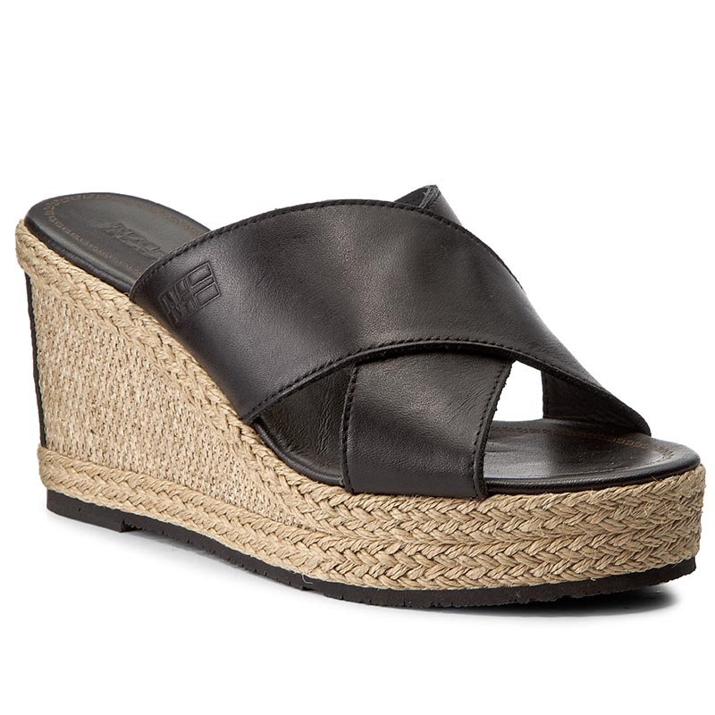 Espadryle NAPAPIJRI - Esther 14761773 Black N00