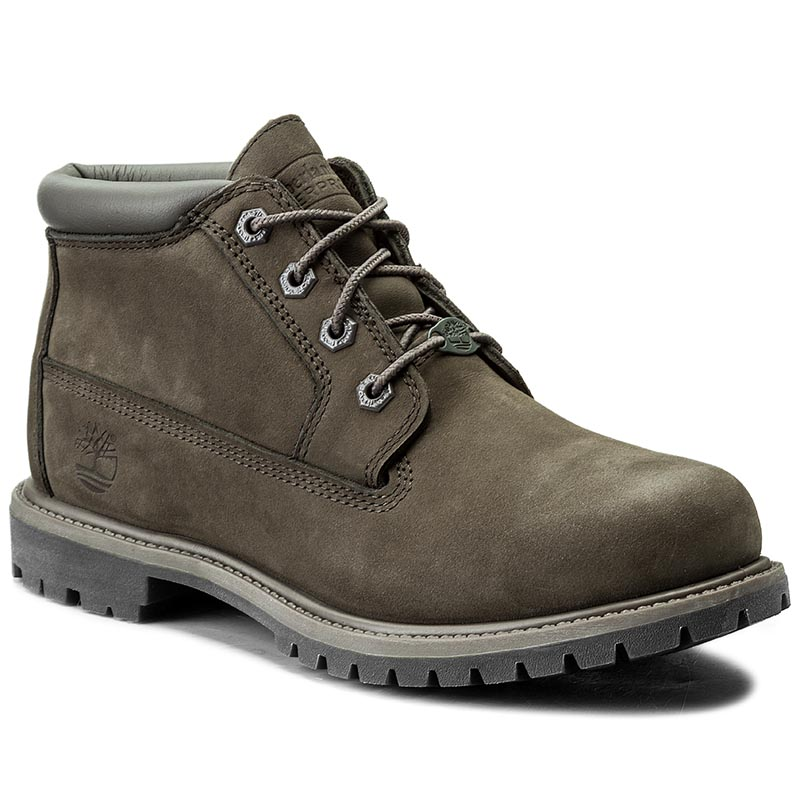 Trapery TIMBERLAND - Nellie Chukka Double A14QL Grey