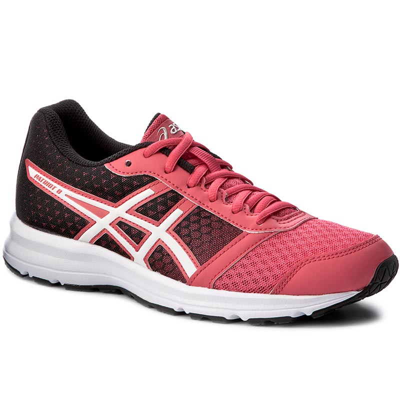 Buty ASICS - Patriot 8 T669N  Rouge Red/White/Black 1901