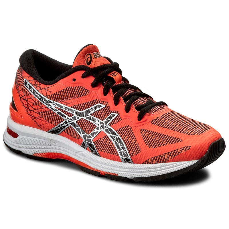 Buty ASICS - Gel-Ds Trainer 21 Nc T675N Flash Coral/Black/White 0690
