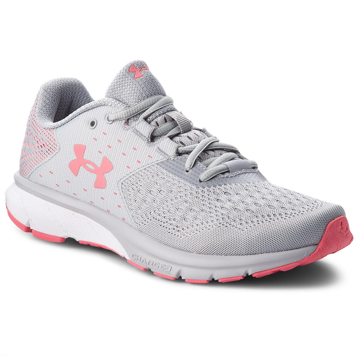 Buty UNDER ARMOUR - Ua W Charged Rebel 1298670-102 Blk