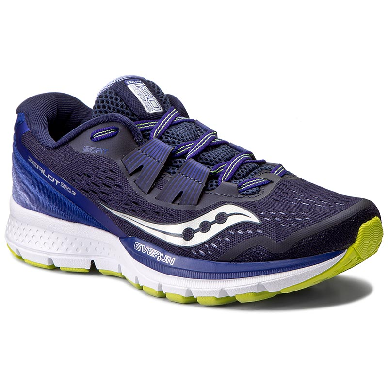 Buty SAUCONY - Zealot Iso 3 S1036-2 Nvy/Pur