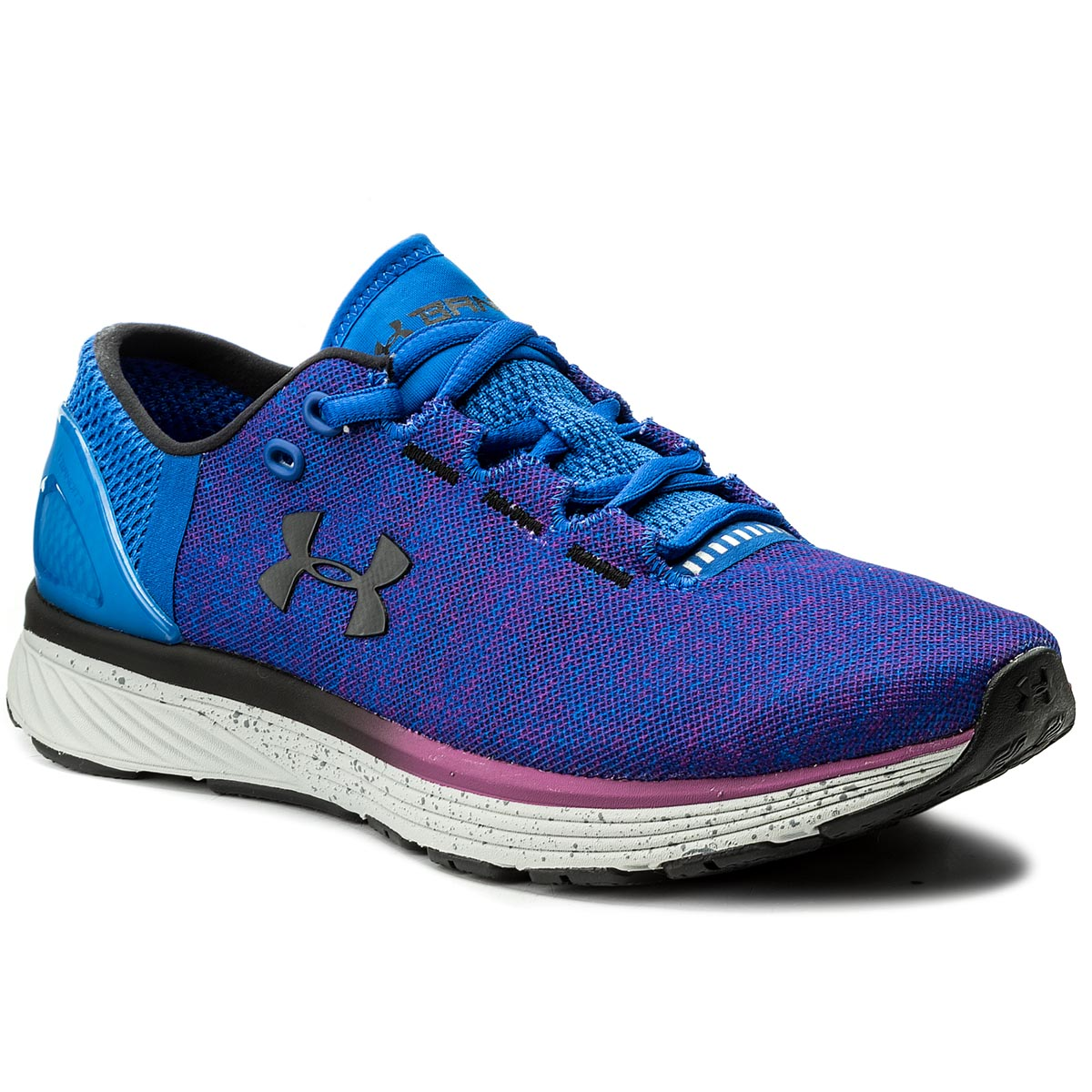 Buty UNDER ARMOUR - Ua W Charged Bandit 3 1298664-907 Blu