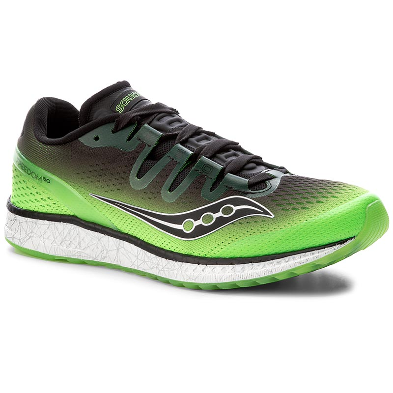 Buty SAUCONY - Freedom Iso S20355-4 Slime/Black