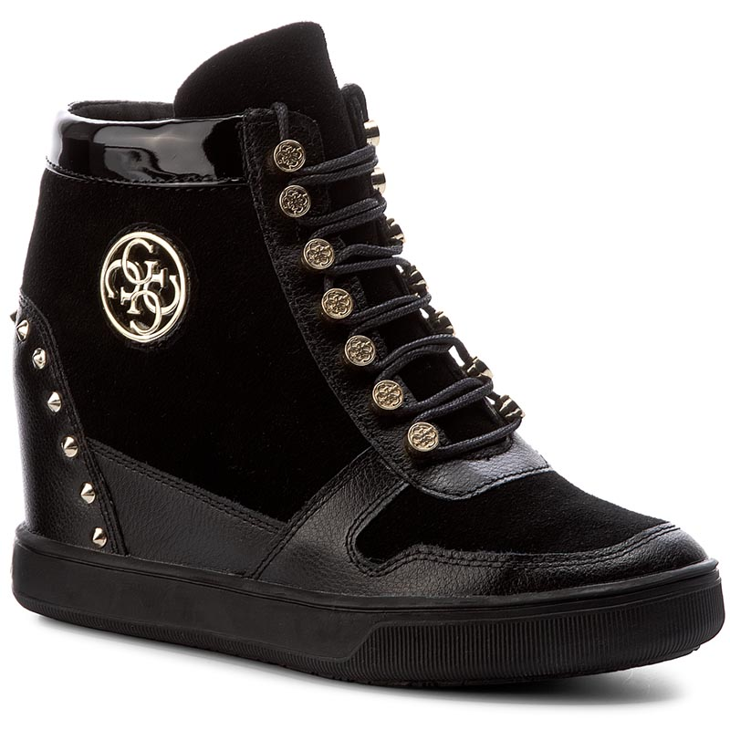 Sneakersy GUESS - Falan FLLAN3 SUE12 BLACK
