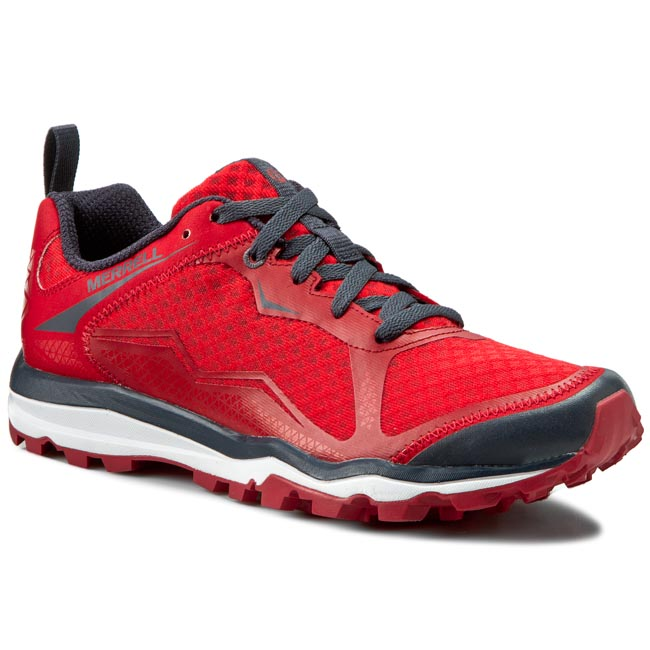 Buty MERRELL - All Out Crush Light J35549 Red
