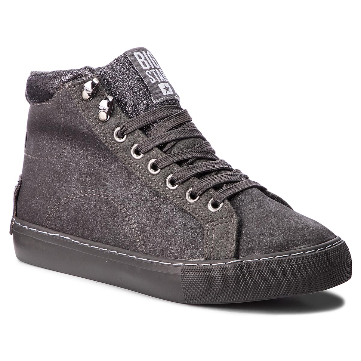 Sneakersy BIG STAR - BB274782 Grey