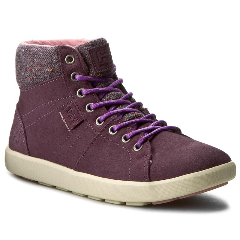Botki HELLY HANSEN - W Madieke 111-62.928 Dark Violet/Dusty Powder/Iris/Natura