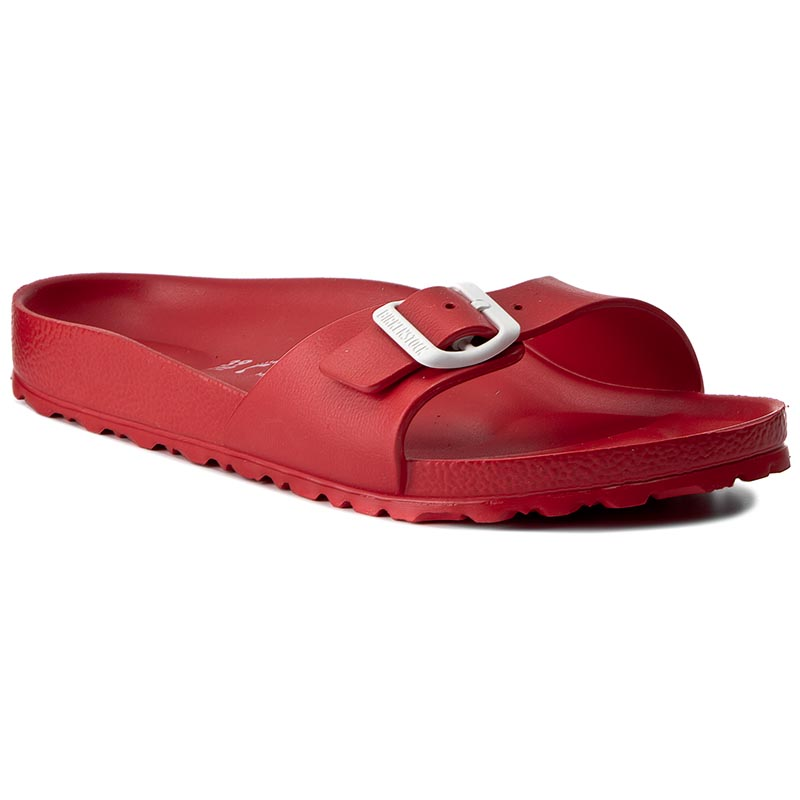Klapki BIRKENSTOCK - Madrid 0128193 Red