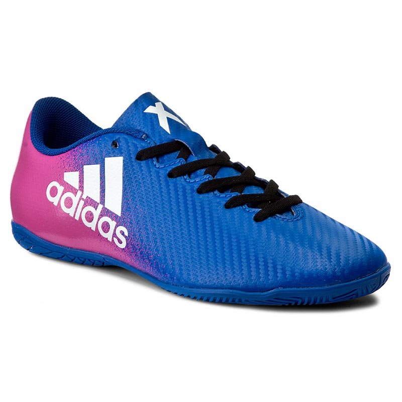 Buty adidas - X 16.4 In BB5735 Blue/Ftwht/Schopin/Blue