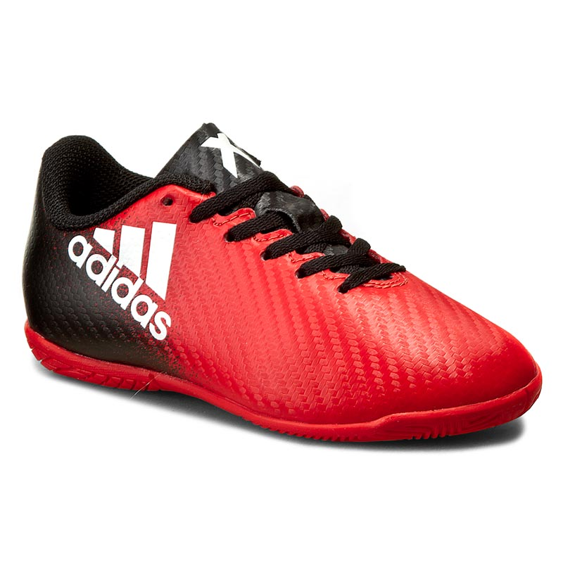 Buty adidas - X 16.4 In J BB5729 Red/Ftwwht/Cblack