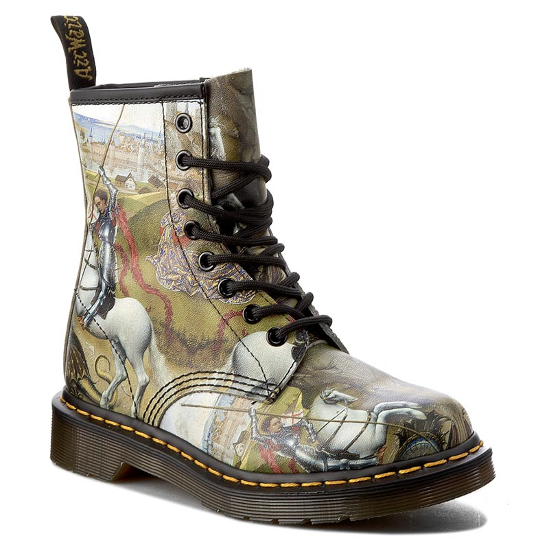 Glany DR. MARTENS - 1460 22432102 Multi