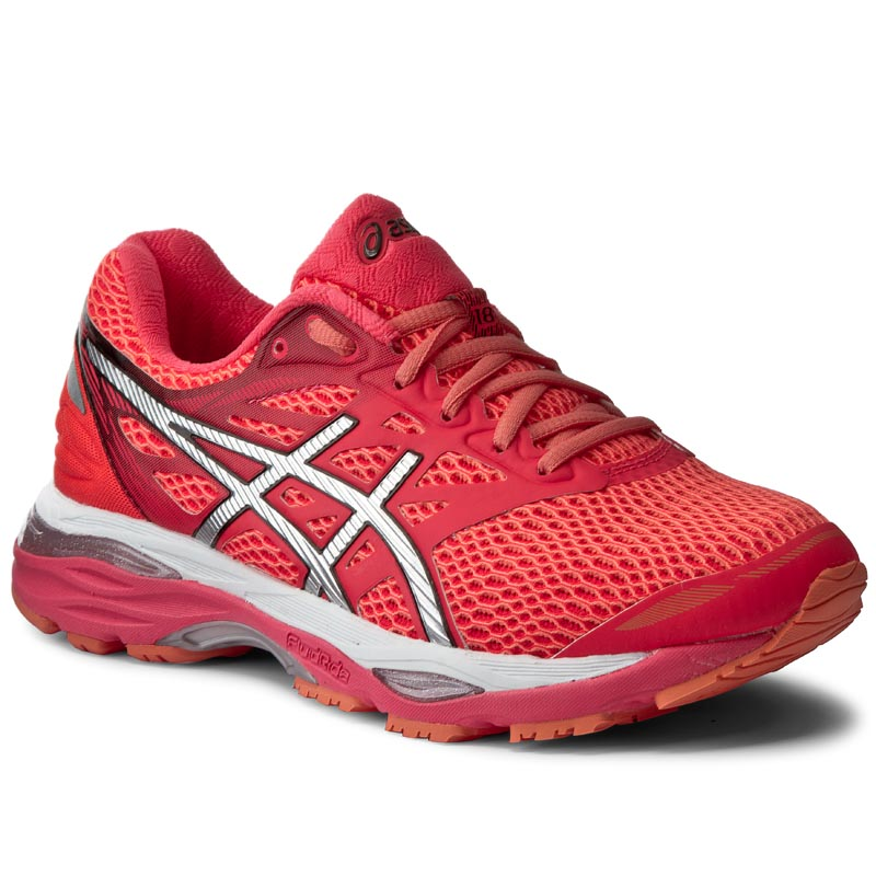Buty ASICS - Gel-Cumulus 18 T6C8N Diva Pink/Silver/Coral Pink 2093