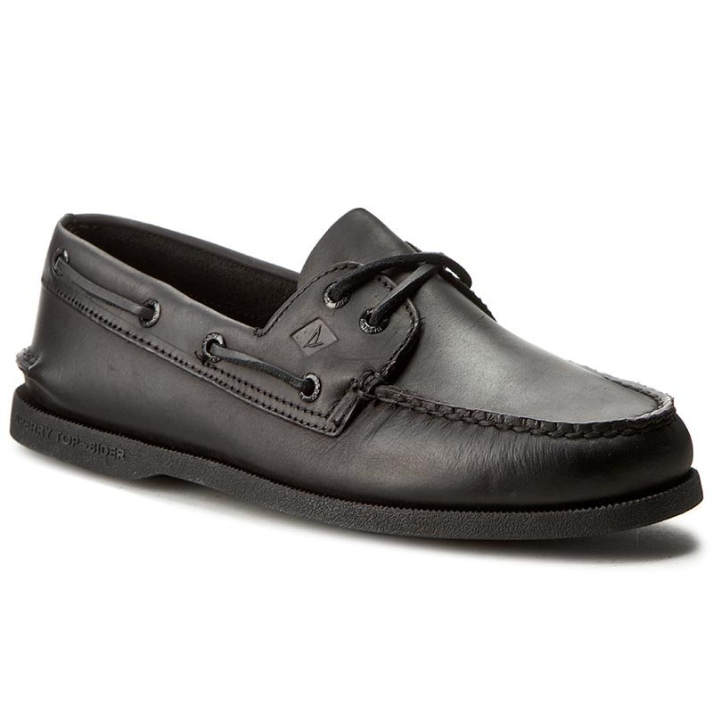 Mokasyny SPERRY - A/O 2 Eye 0836981 Black