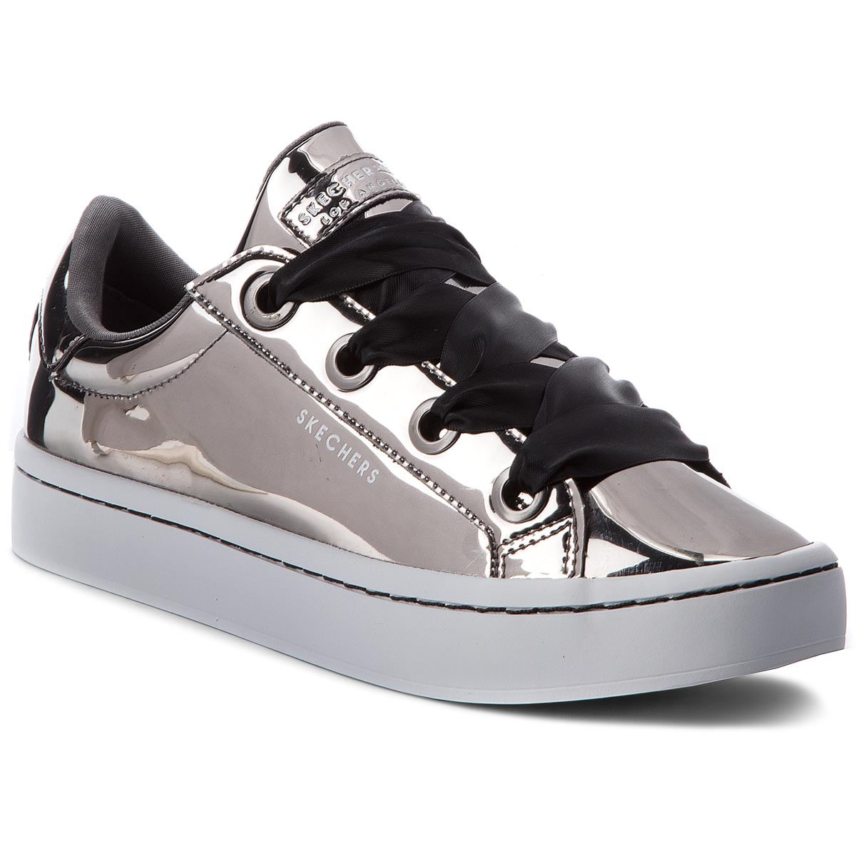 Sneakersy SKECHERS - Liquid Bling 958/PEW Pewter