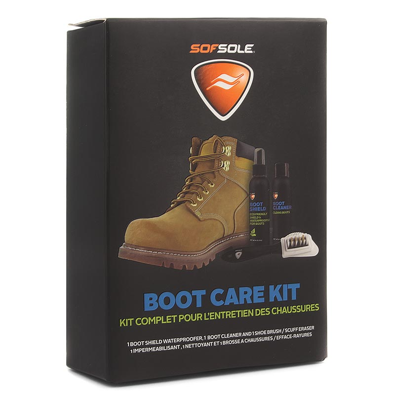 Czyścik do obuwia SOFSOLE - Boot Care Kit