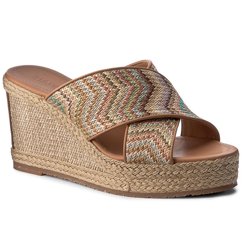 Espadryle NAPAPIJRI - Esther 14768772 Tan N44