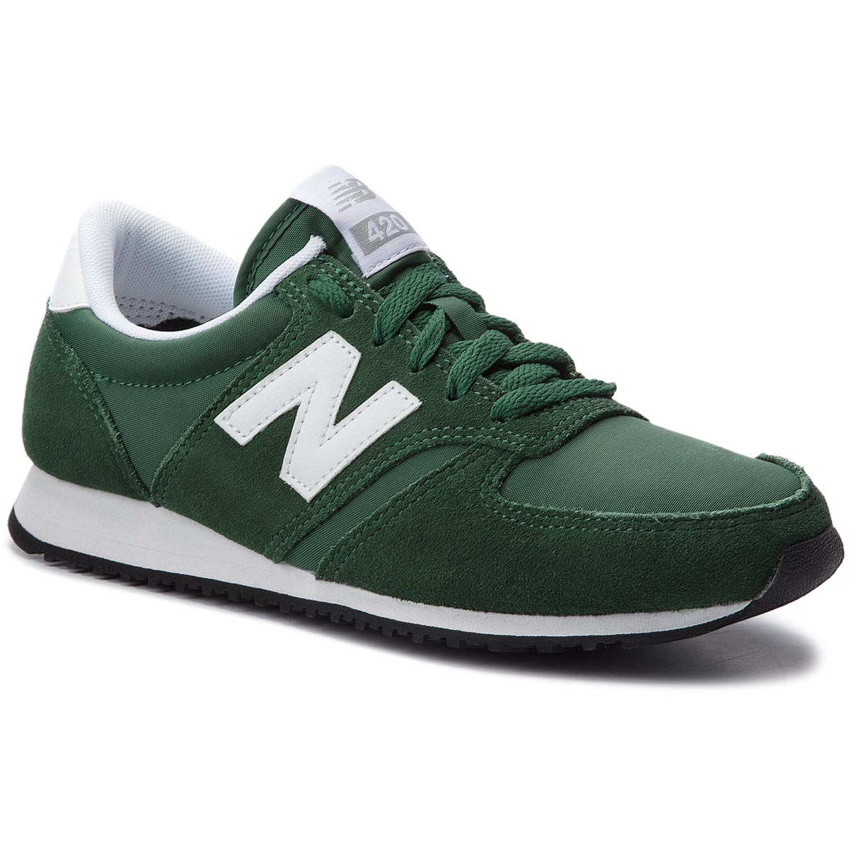 Sneakersy NEW BALANCE - U420GWN Zielony