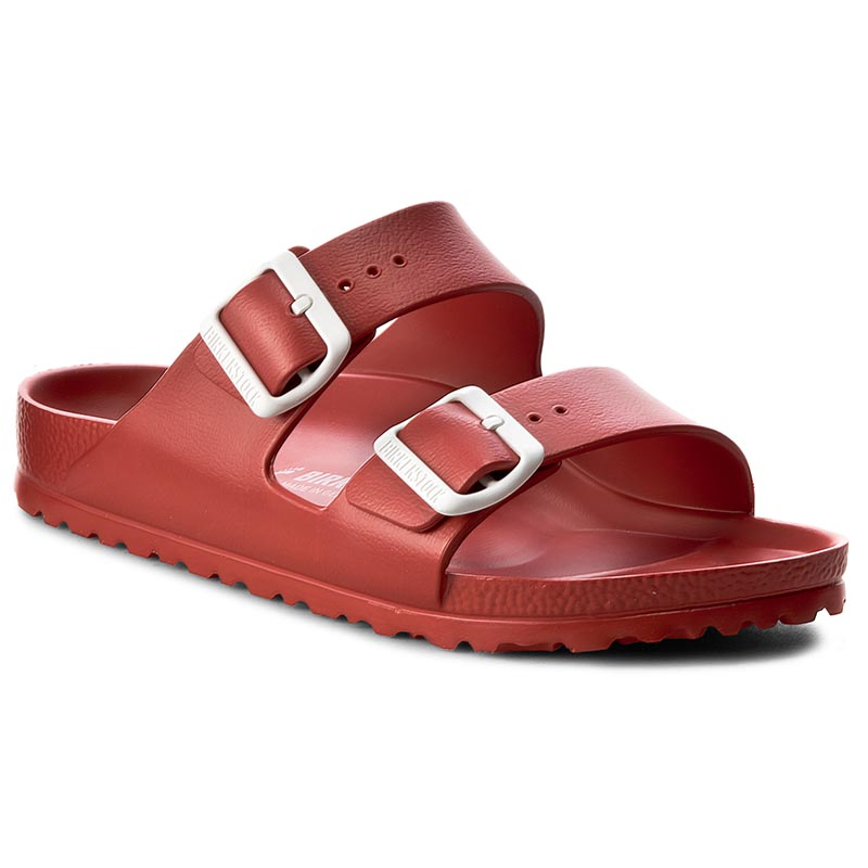 Klapki BIRKENSTOCK - Arizona 0129453 Red