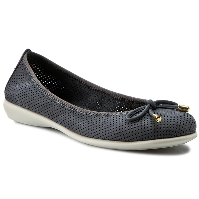 Baleriny THE FLEXX - Miss Italia A103/03 Foro Navy
