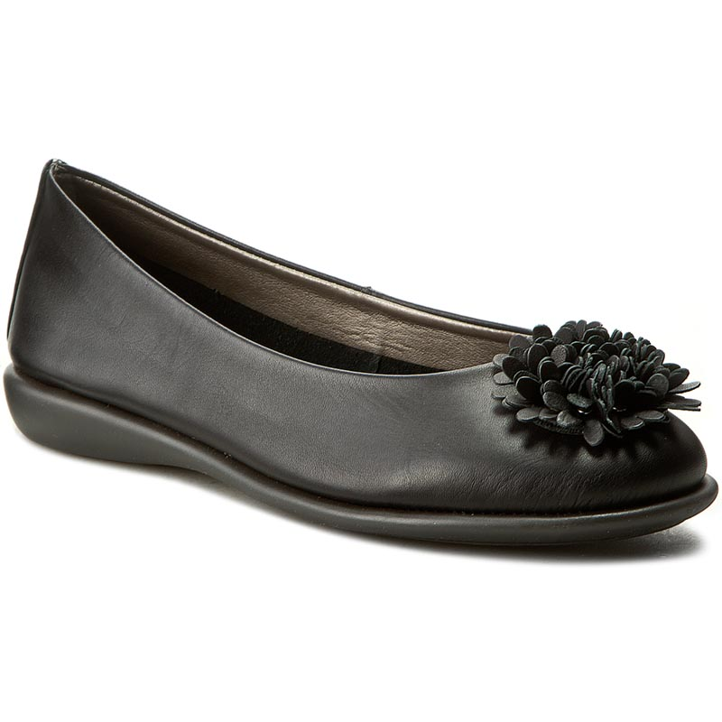 Baleriny THE FLEXX - Mrs Flower B226/17 Black