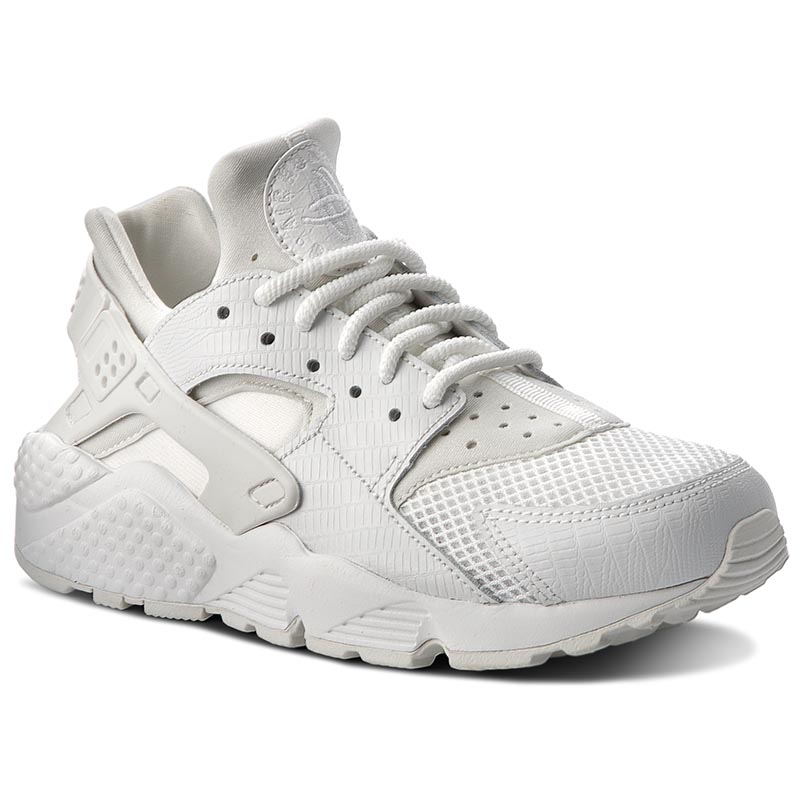 Buty NIKE - Air Huarache Run Se 859429 101 Summit White/Summit White