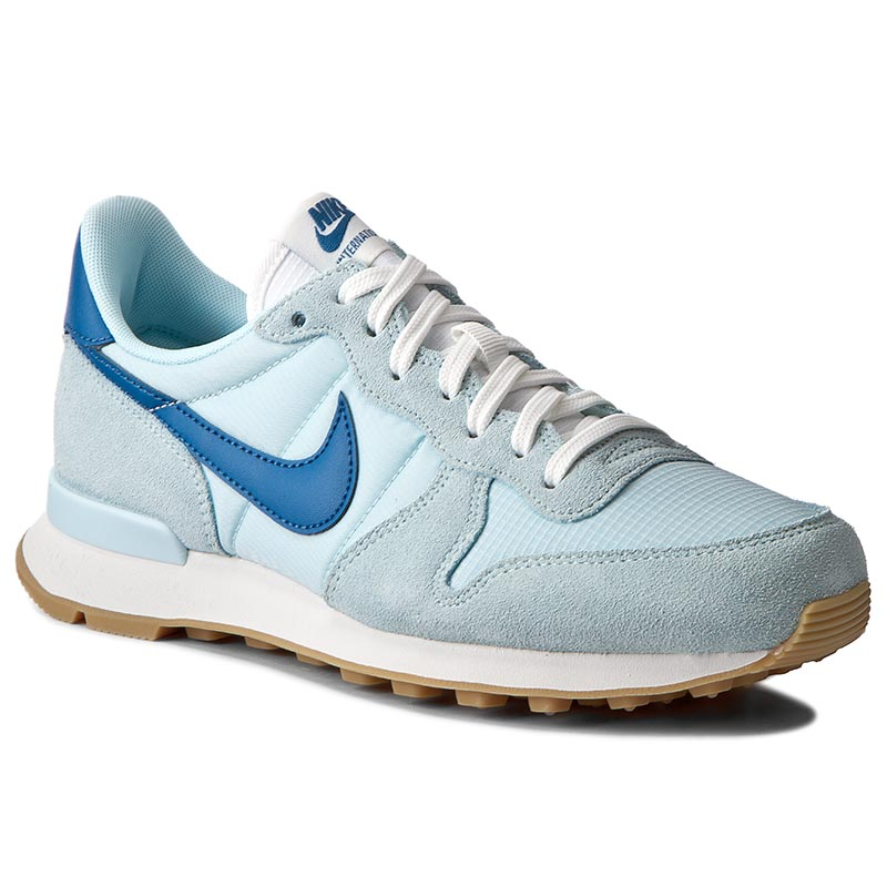 Buty NIKE - Wmns Internationalist 828407 409 Glacier Blue/Industiral Blue
