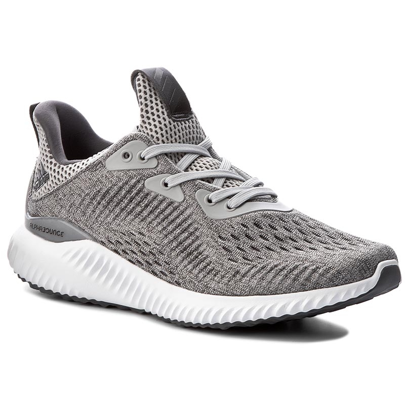 Buty adidas - Alphabounce Em J BY3423 Grefiv/Gretwo/Ftwwht
