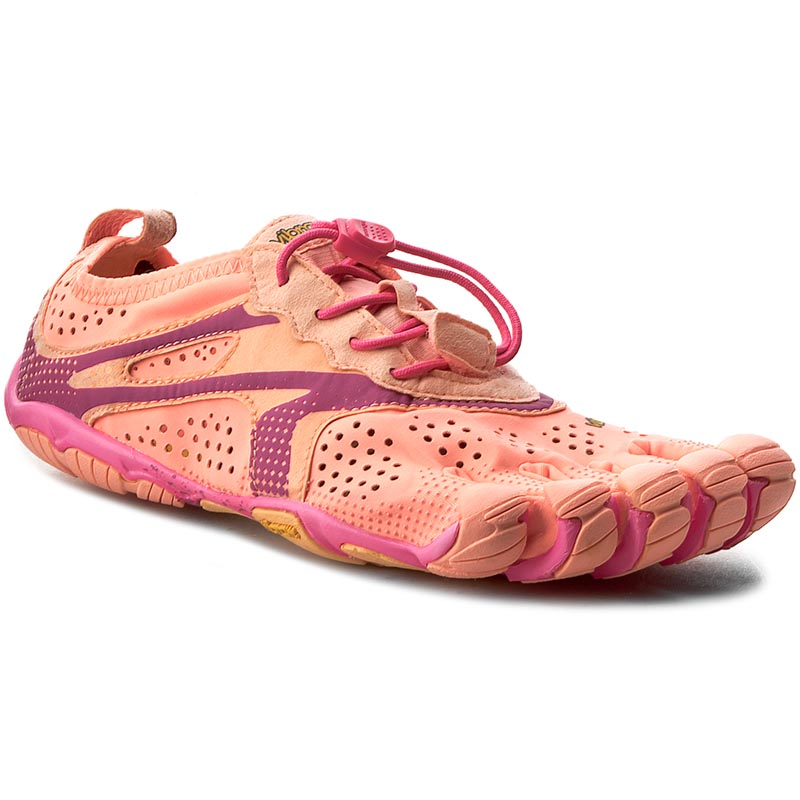 Buty VIBRAM FIVEFINGERS - V-Run 16W3106 Pink/Red