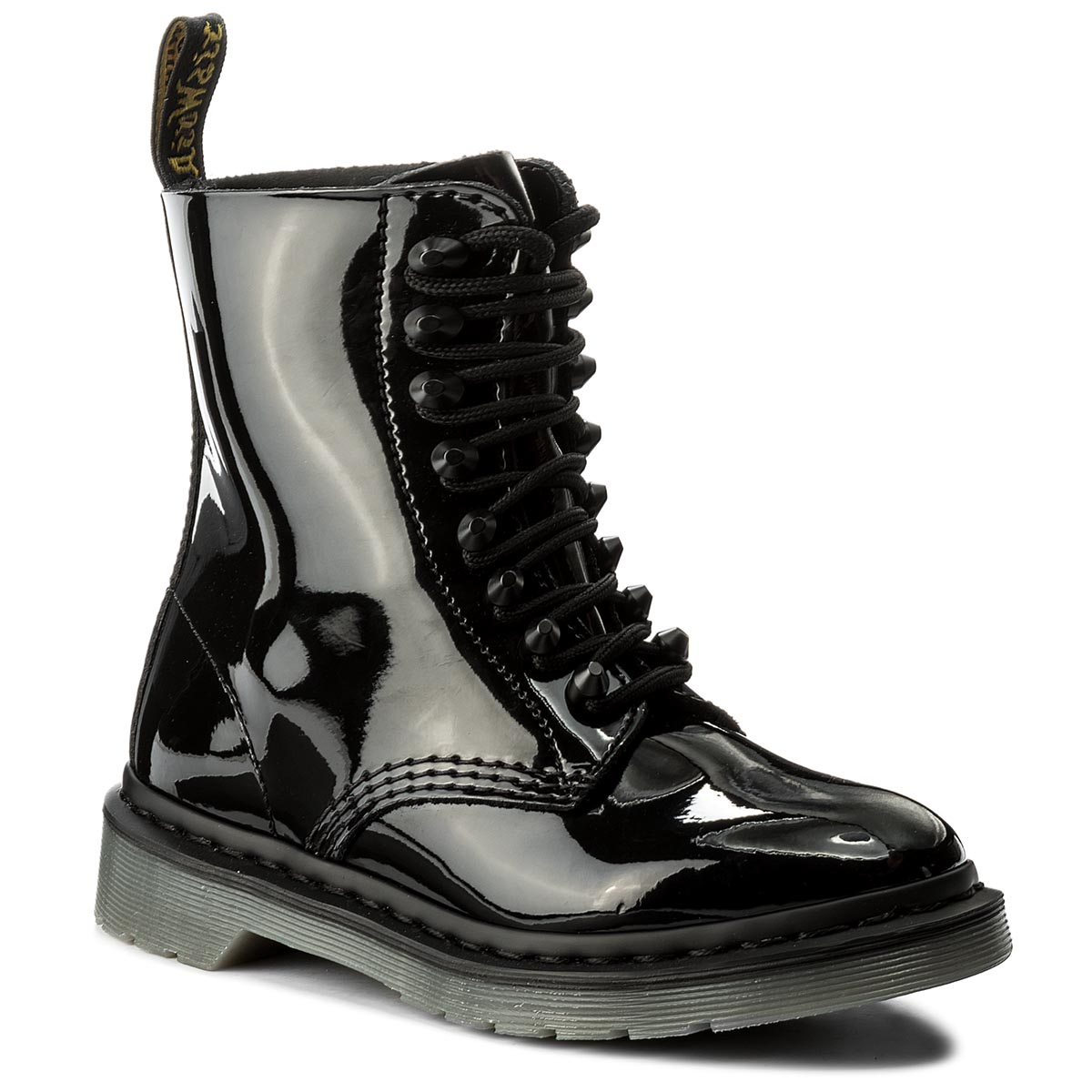 Glany DR. MARTENS - Pascal Stud 22649001 Black