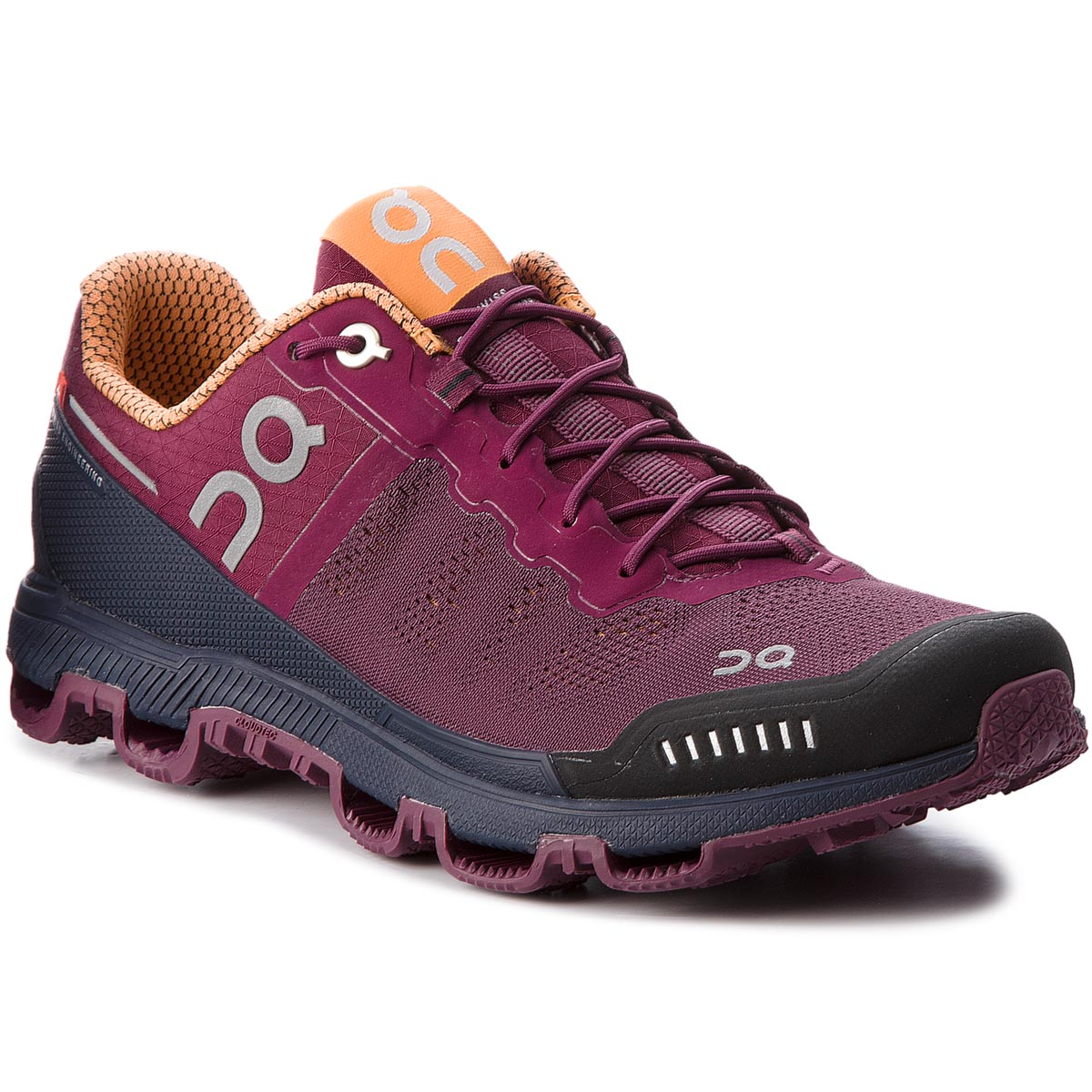 Buty ON - Cloudventure 000012 Mulberry/Salmon 2315