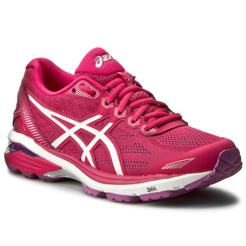 Buty ASICS - GT-1000 5 T6A8N Bright Rose/White/Orchid 2101