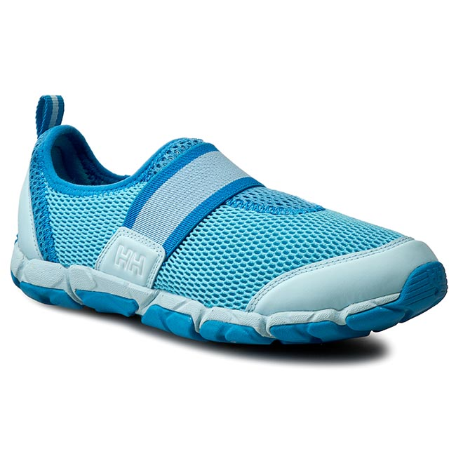 Buty HELLY HANSEN - W The Watermoc 5 107-05.512 Azure Blue/Bright Sky/Powder Blue/White