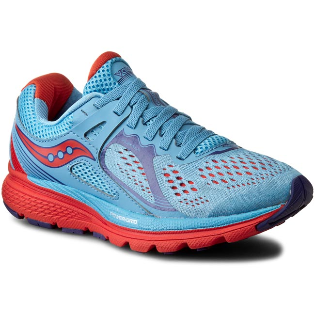 Buty SAUCONY - Valor S10321-2 Blu/Org