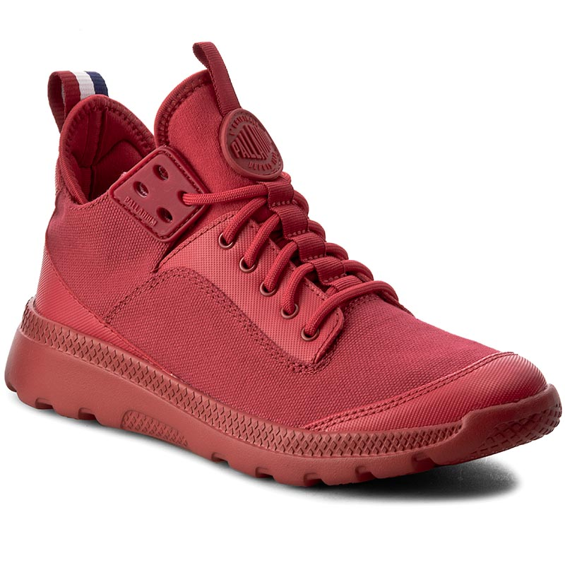Sneakersy PALLADIUM - Desvilles 75329-610-M Red/Bwr