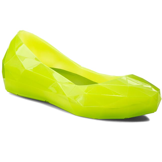 Baleriny UNITED NUDE - Lo Res Lo 1003050221 Forest Neon