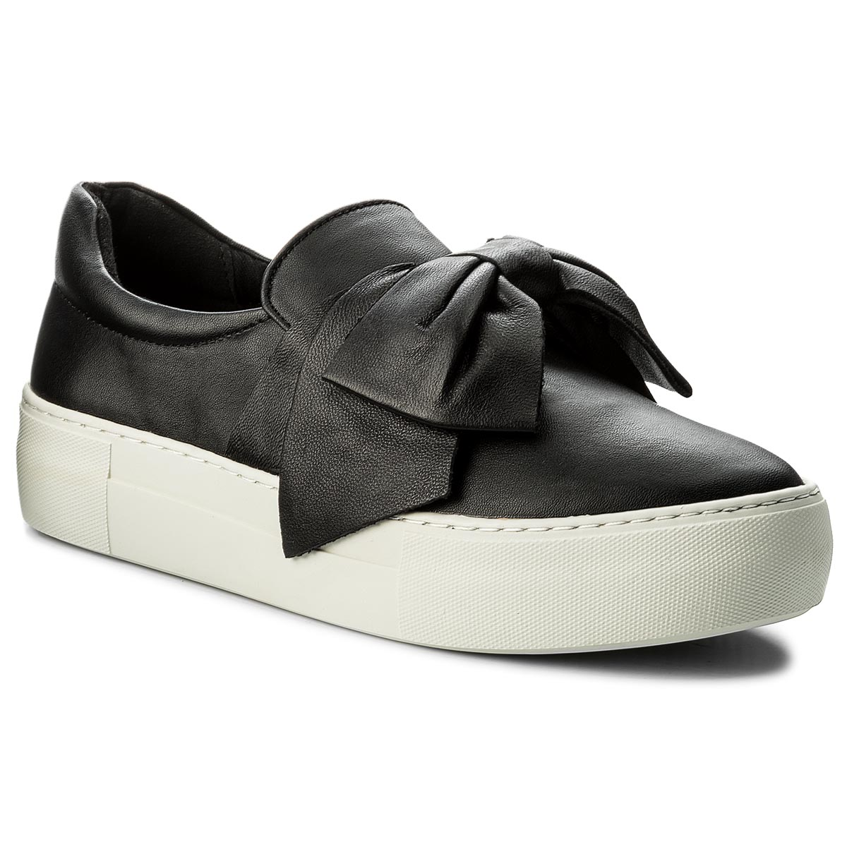 Sneakersy STEVE MADDEN - Empire Slip On Sneaker 91000845-07075-01019 Black/Black