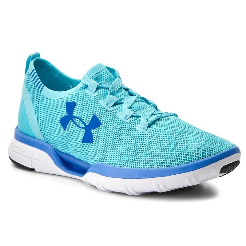 Buty UNDER ARMOUR - Ua Charged Coolswitch Run 1285485-448 Veb/Wht/Med